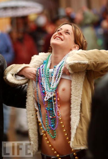 Fat Tuesday And Boob